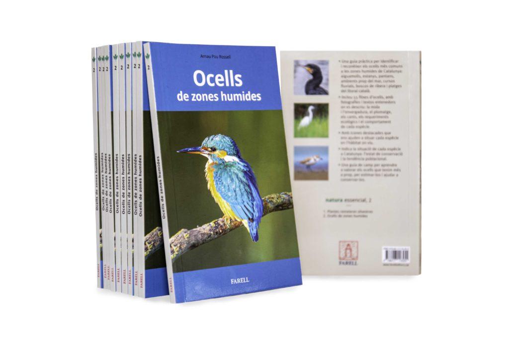 Ocells de zones humides (llibre) - Arnau Pou